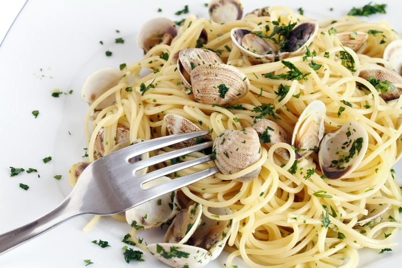 Linguine-with-clams