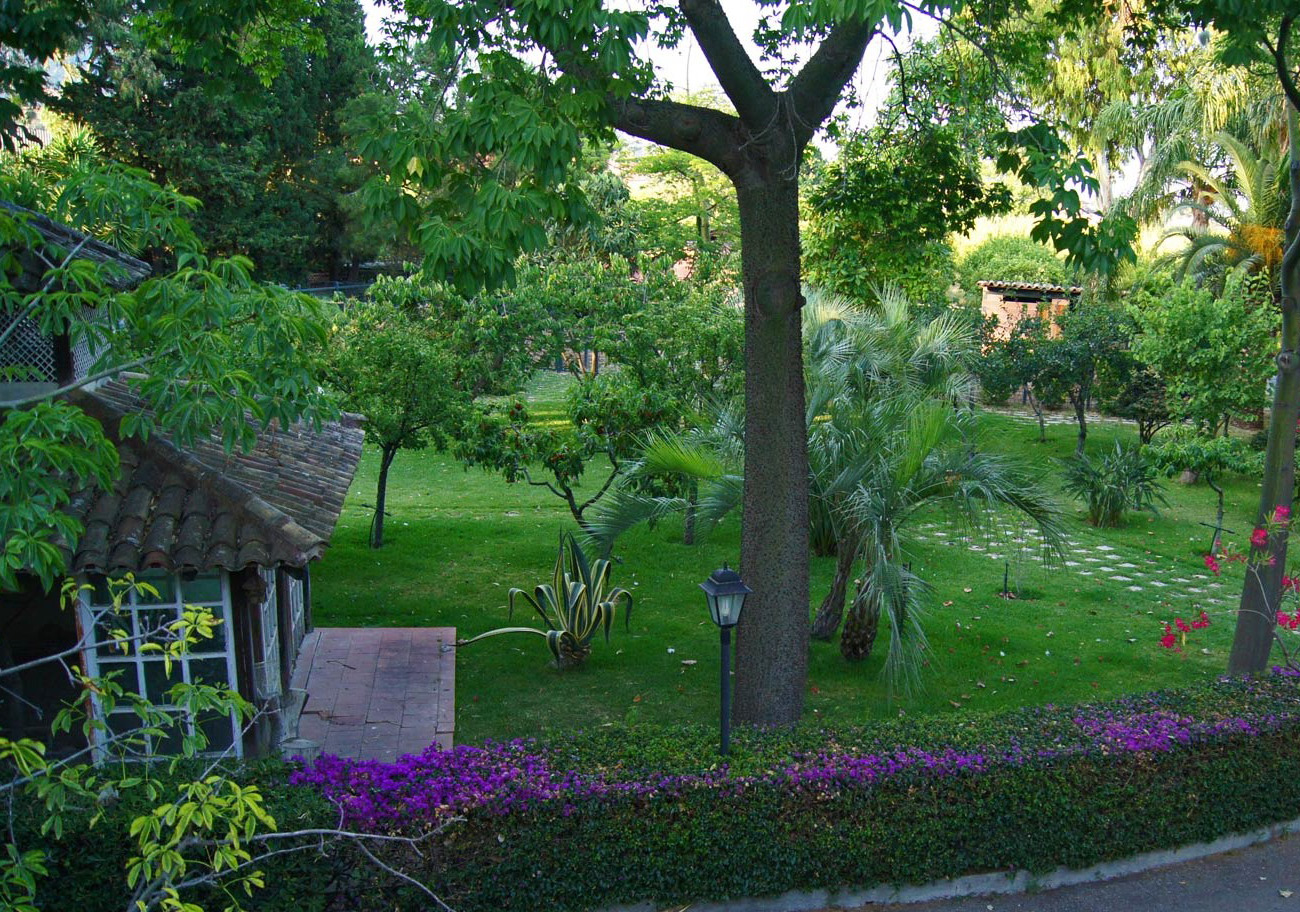 La villa b&b country house giardini naxos